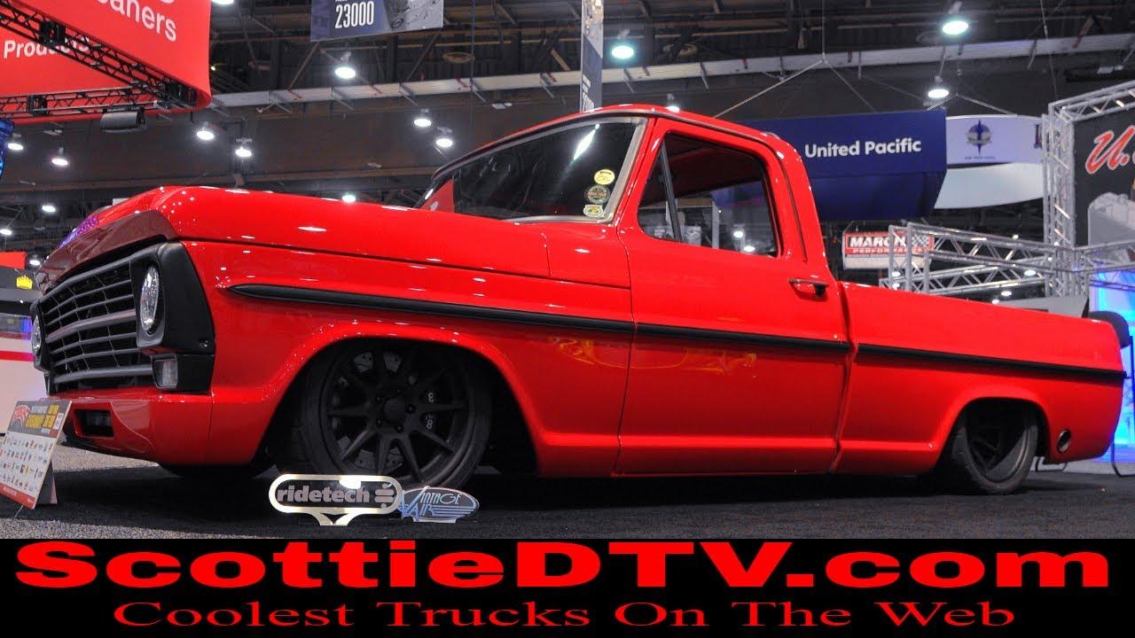 1969 ford f 2019 goodguy u0026 39 s give away truck 2018 sema show