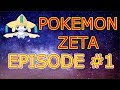 Pokemon Zeta Randomizer Nuzlocke Episode #1-Choosing our Starter Pokemon-Pokemon Zeta Playthrough