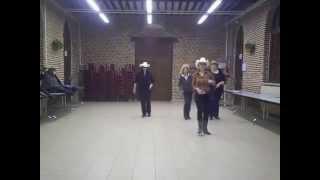the gospel line dance country