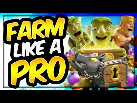 TH 10 HOW TO FARM LIKE A PRO   BEST FARMING ARMY TH 10   TH10 FARM TO MAX   Clash of Clans