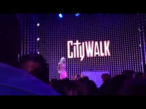 Pia Mia - Red Love (LIVE) / CityWalk LA (2014) mp3