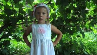 """Сказка """"три поросенка"""" на английском. Читает девочка в 4 года http://dollydunja.webasyst.net/shop/"""