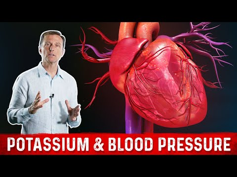 Potassium & Blood Pressure: MUST WATCH!