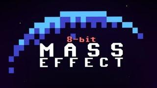 8-bit Mass Effect