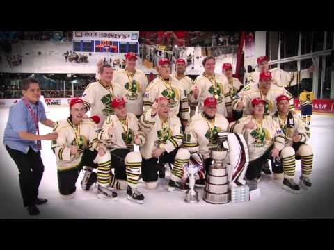 2014 Mega Ice Hockey5's - Adult FINAL! (Highlights of 10 May)