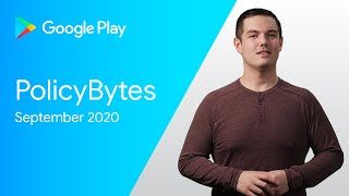 Google Play PolicyBytes - September 2020 Payment Policy Update