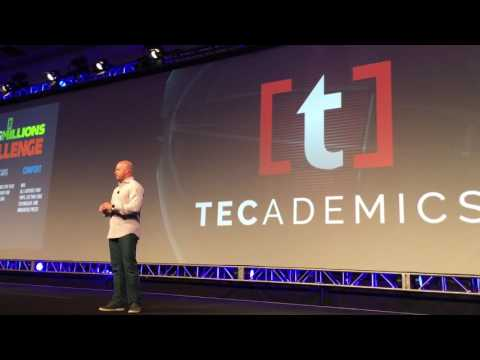 20.  TECademics & Compensation Plan by Chief Sales Officer Michael Hamburger