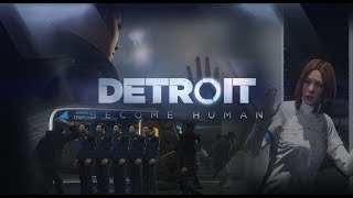 ИгроСериал Detroit Become Human Часть 8