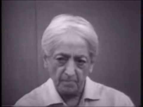 J. Krishnamurti - Saanen 1979 - Public Talk 6 - Intelligence, love, and compassion