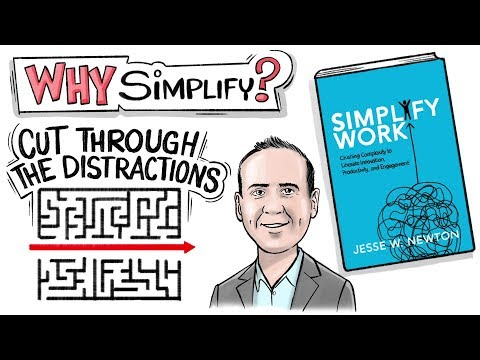 "Business Planning: ""Simplify Work"" By Jesse Newton - BOOK SUMMARY"