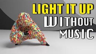 MAJOR LAZER - Light It Up (#WITHOUTMUSIC parody)