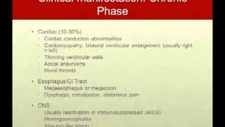 Chagas Disease -- Phuong Nguyen, MD