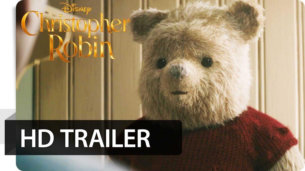 Christopher Robin Trailer Deutsch
