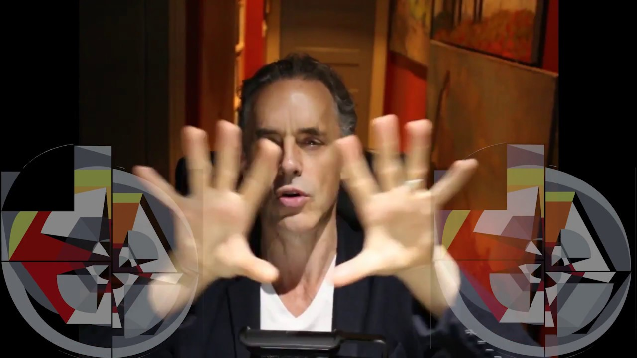 The Gift of Fire ~ The Shadow ~ Dr  Jordan Peterson 'IN THIS SIGN