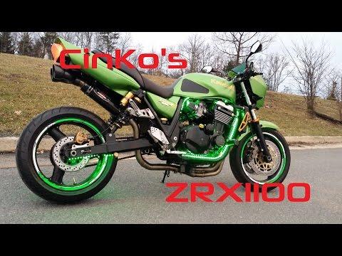 Motorcycle How To's - Springs, Cams, Valves - Top End Kawasaki ZRX1100s