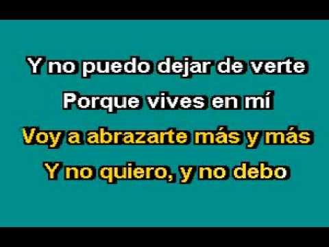 RBD - Ensename /karaoke/
