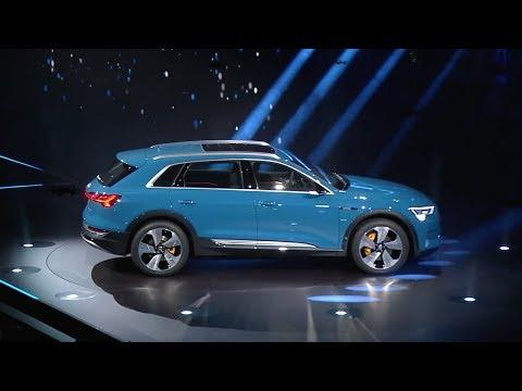 Audi e-tron World Premiere Highlight Reel