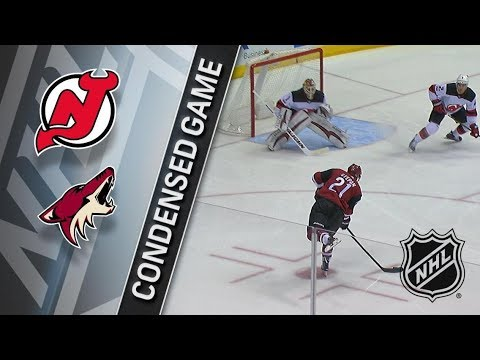 New Jersey Devils vs Arizona Coyotes - Dec. 02, 2017 | Game Highlights | NHL 2017/18. Обзор матча