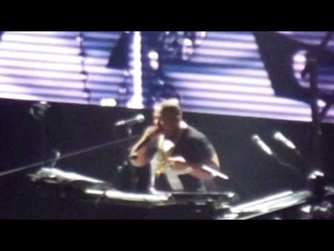 Jay Z The Magna Carter World Tour - Timbaland Live Beatcreating - 29-10-2013 Ziggo Dome, Amsterdam