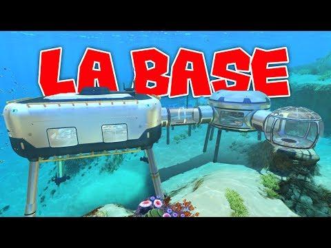 CONSTRUYENDO NUESTRA BASE! Subnautica #5 (Version Final)
