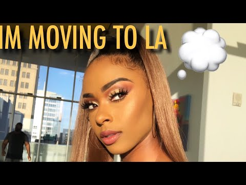IM MOVING TO LA IT'S GETTING REAL ! thumbnail