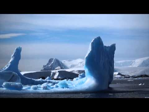 Antarctic Atmospheres with music Apollo by Brian Eno