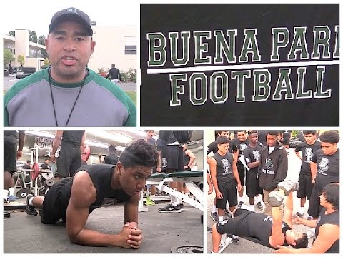 Buena Park Football (CA) Spring Ball 2015