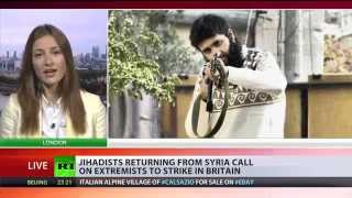 Jihadists bring holy war back to UK,