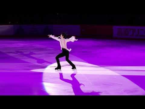20181104 Helsinki Grand Prix - Yuzuru Hanyu EX
