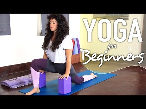 Yoga For Back Pain - 20 Min Lower Back and Sciatica Pain Relief for Beginners