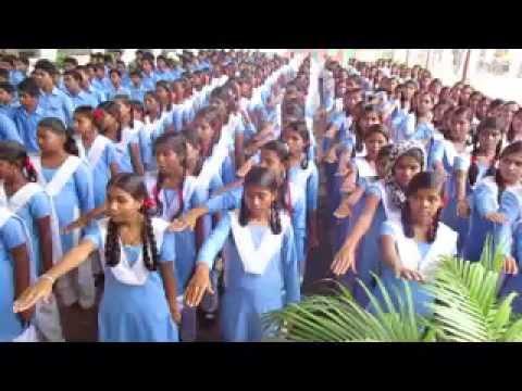 G H S School Shankar Nagar bilaspur swachhata sapath 2016