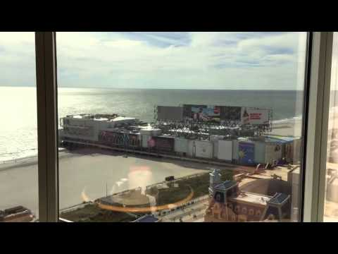 Video review of Ballys Atlantic City Tower Room