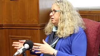 In an interview conducted on february 6, 2019, dr. rachel levine, secretary of health for the commonwealth pennsylvania, outlined state's three-pillar...