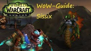WoW-Guide: Meisterzähmerin Sissix