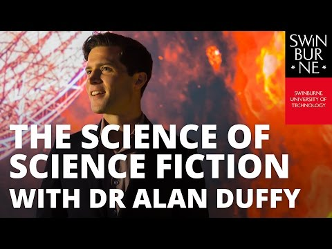 The Science of Science Fiction with Dr Alan Duffy