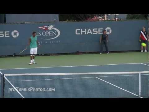 Monfils V Beck, 2009 US Open