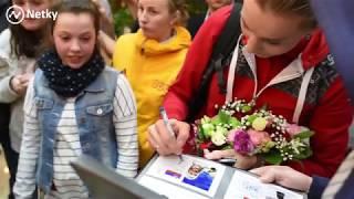 Anastasia Kuzminová po príchode na Slovensko