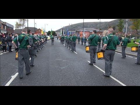 Vol. Pearse Jordan \ Eire Nua RFB Joint Commemoration 2013