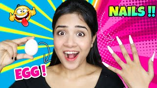 Testing Out *Viral* NAIL & Beauty Hacks by 5 Minute Crafts | *Shocking Results* | Nil & Situ Vlogs