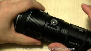 Nitecore Tiny Monster TM15 2450 Lumen Flashlight