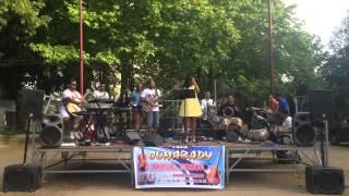 Tujh mein rab dikhta hai (RNBDJ) - Oumabady Music Group - Fête de la Musique (live cover)