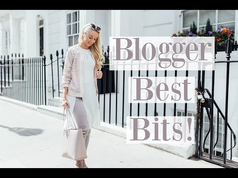 BLOGGER BEST BITS  |  A Day at Wentworth & Blogger Mail Opening   |   Fashion Mumblr VLOG