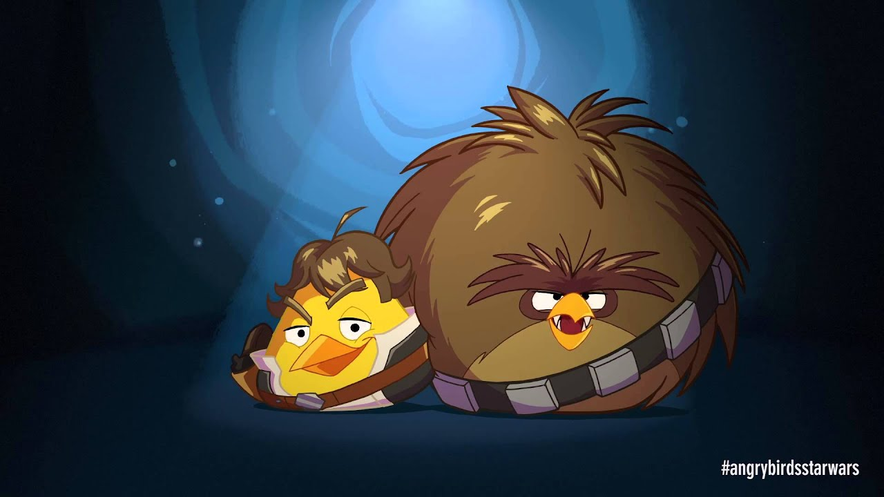 Angry birds star wars 8 youtube - Angry birds star wars 8 ...
