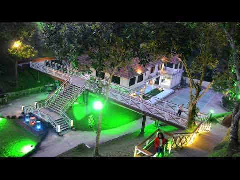 Novem Eco Resort, Sreemangal,Bangladesh.