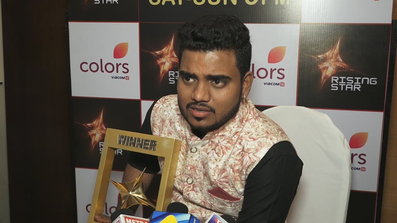Rising Star Winner 2018: Hemant Brijwasi FIRST Interview After Winning - YouTube