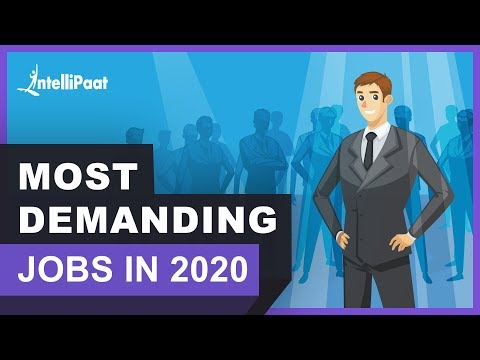 Top 10 Jobs Every Company will be Hiring for in 2020 | Intellipaat
