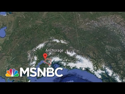 Alaska Under Tsunami Watch After 7.0 Earthquake Hits Near Anchorage | NBC News