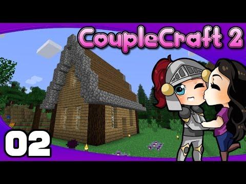 CoupleCraft 2 - Ep. 2: Starter House