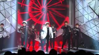Super Junior A CHA 슈퍼주니어 아차 Music Core 20110924