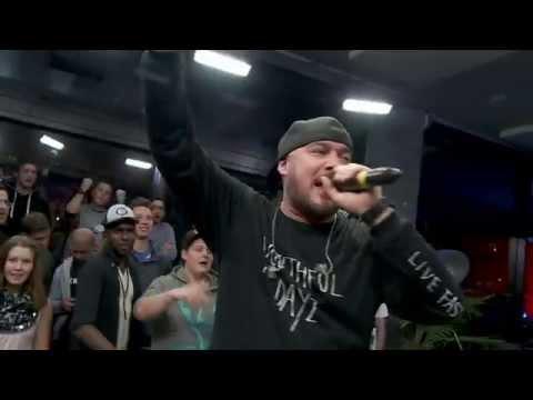 Kool Savas - King of Rap (Live at joiz)